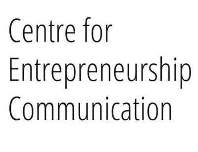 Das Logo des Centre for Entrepreneurship Communication